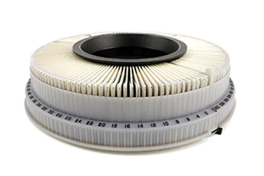 image of slide tray