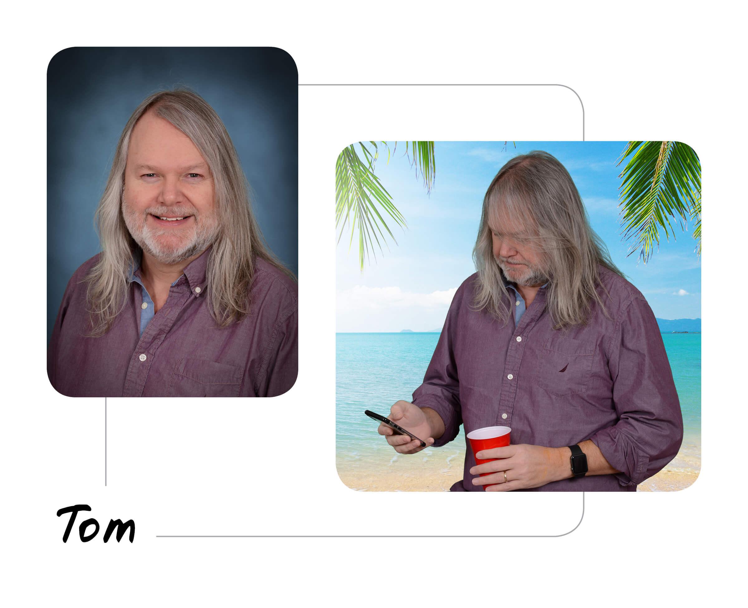Tom-no BIO